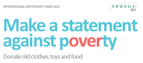 SEAVUS ANTI POVERTY WEEK