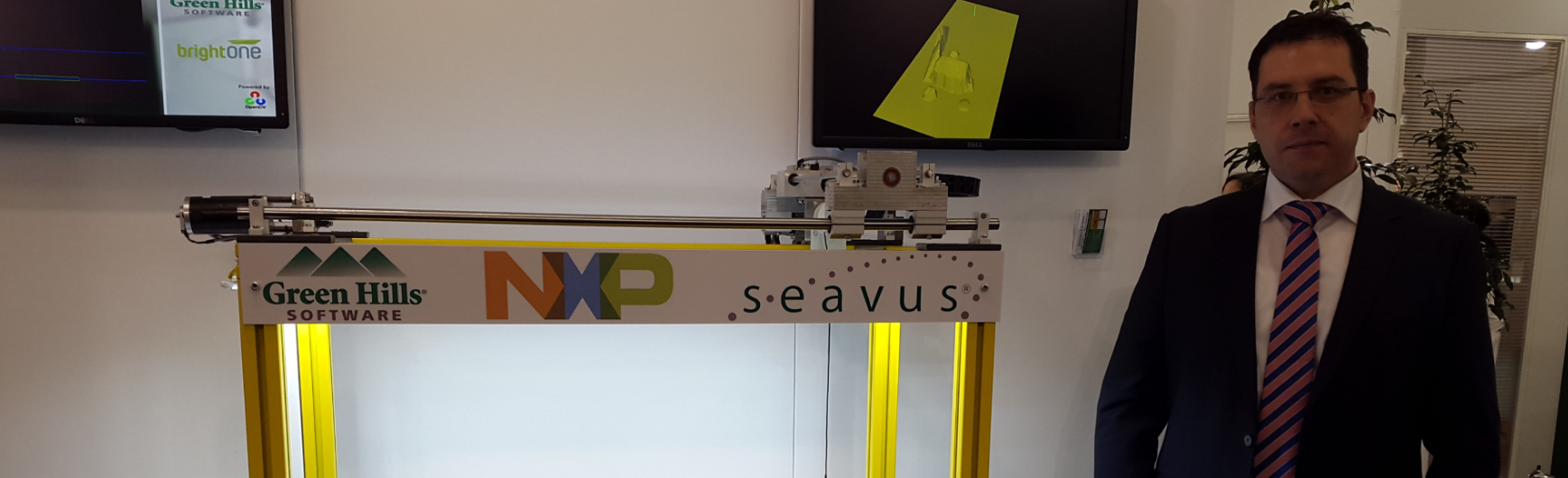 SEAVUS AT THE EMBEDDED WORLD 2016 IN GERMANY